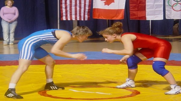 Transitioning to freestyle or Greco-Roman wrestling |